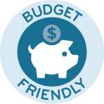 We are budget Friendly